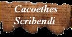 cacoethes-scribendi