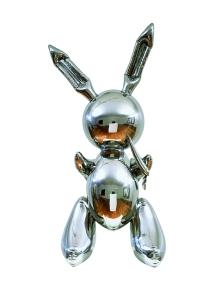 Rabbit, 1986 © Jeff Koons