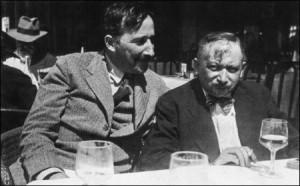 Zweig en Roth