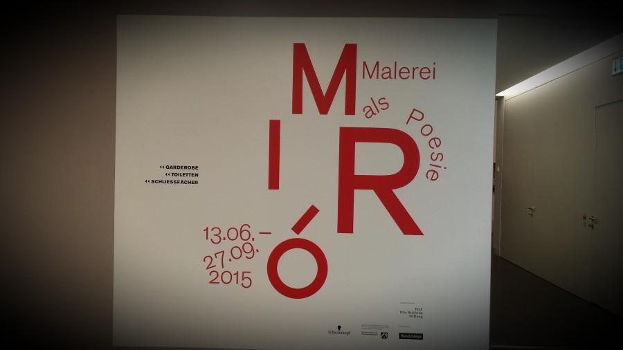 Miró. Malerei als Poesie